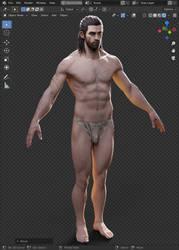 Assassin's Creed: Odyssey - Alexios Body TS