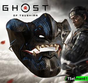 Ghost of Tsushima - Jin Sakai's mask