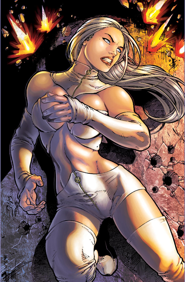 comics girls emma frost - photo #32