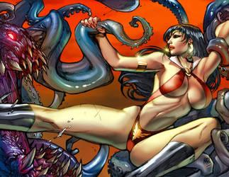 Vampirella by Mad-IvanNunes by Ivan-NES