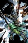 green hornet-13 cover