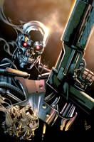 terminator-Robocop KillHuman1 by Ivan-NES
