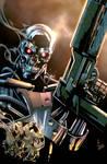 terminator-Robocop KillHuman1