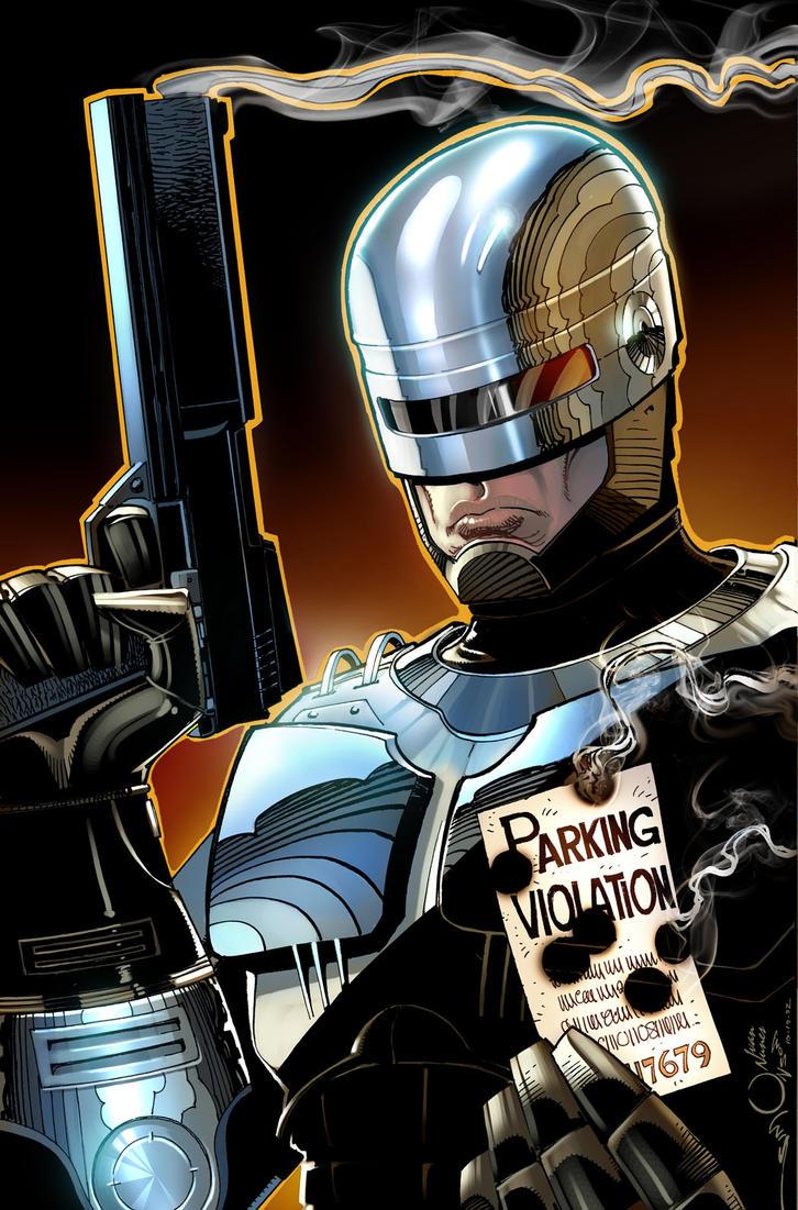 terminator-Robocop-KillHuman1 by Ivan-NES