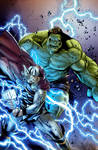 Hulk 05- variant cover