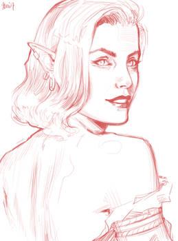 Grace Kelly elf