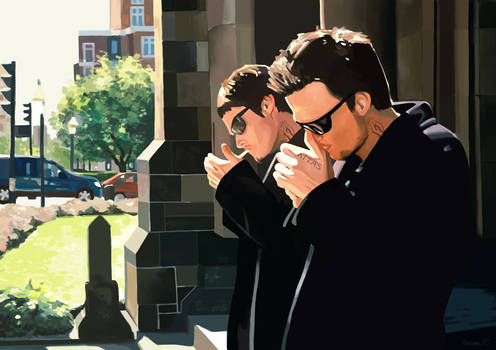 Boondock Saints scene