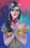 Belle by justyna-bien