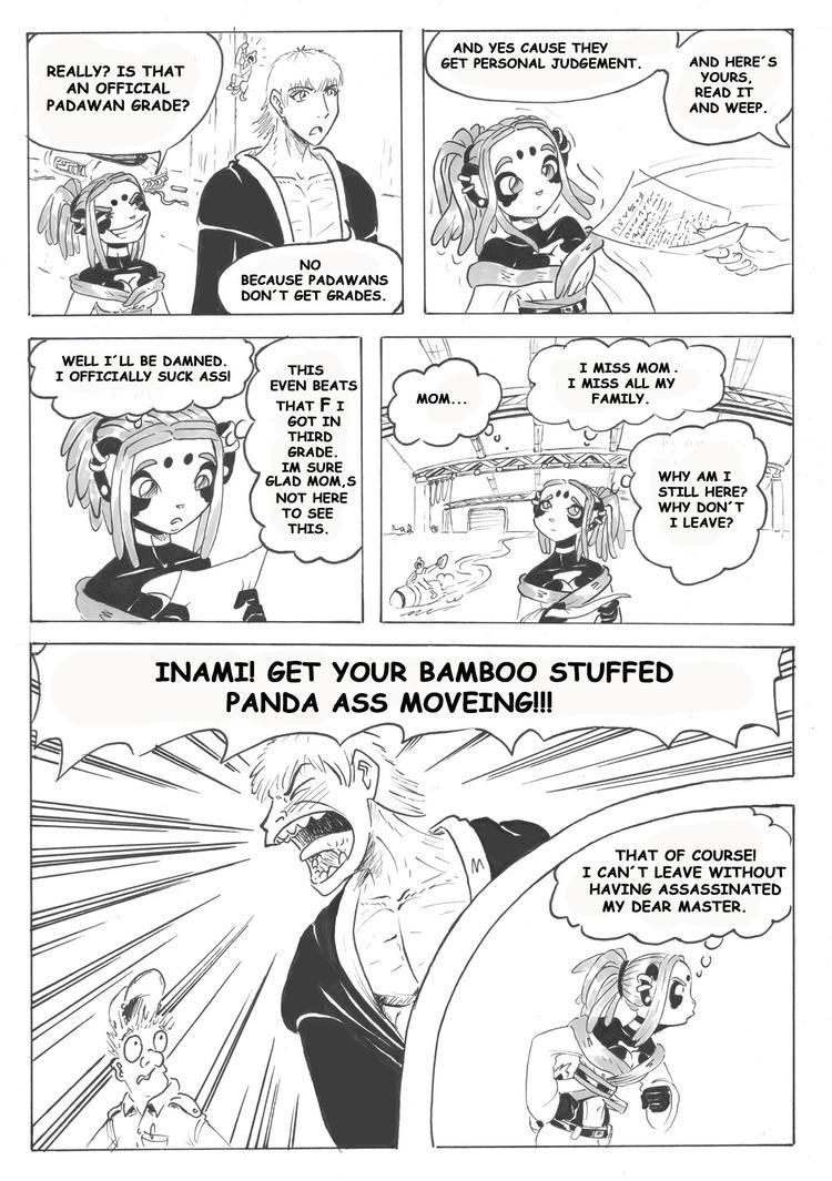 Spirit of the Panda 2 by Drunken-elf