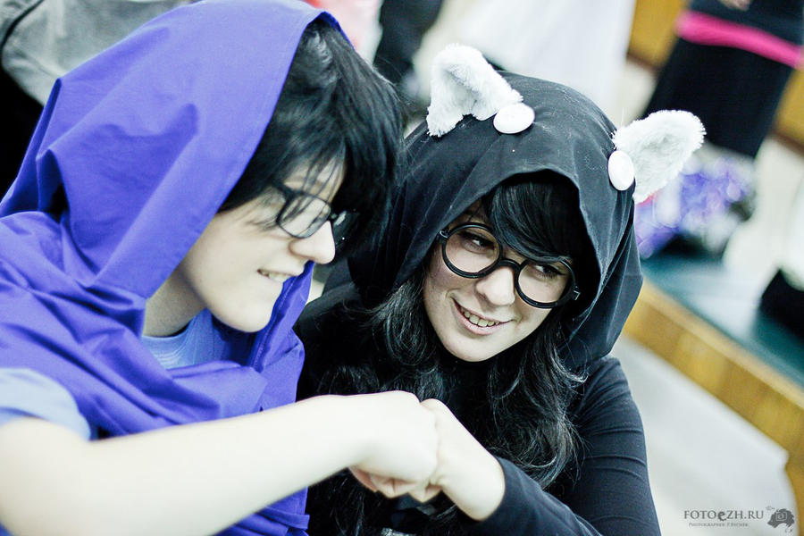 homestuck cosplay by SenoritaFairyHomestuck Cosplay