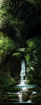 secret_cave_entrance by LordaGoran