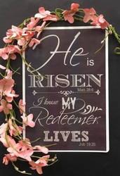 My Risen Redeemer