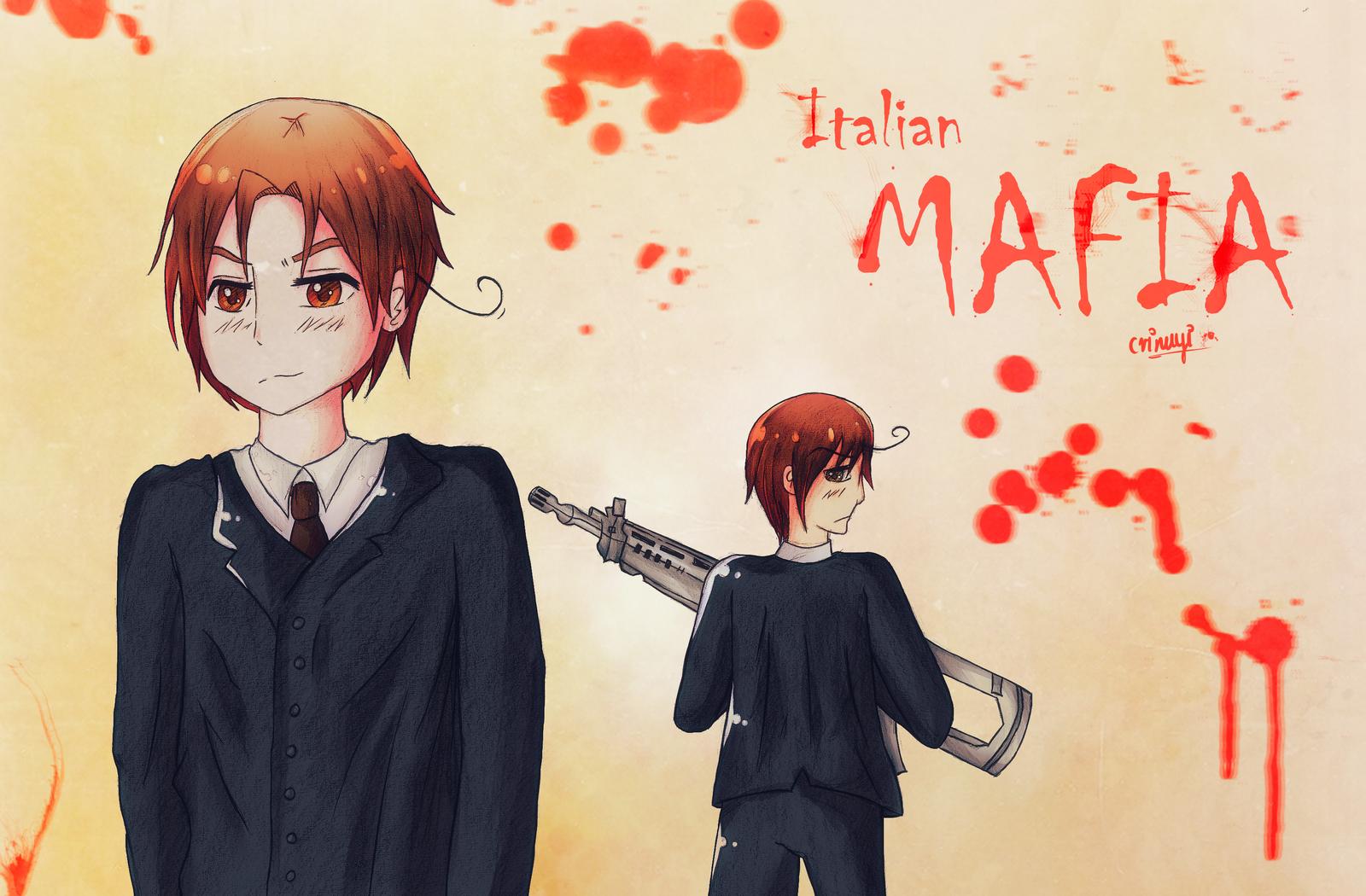 Italian Mafia by crinuyi