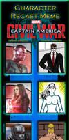 Captain America: Civil War Recast Part 2