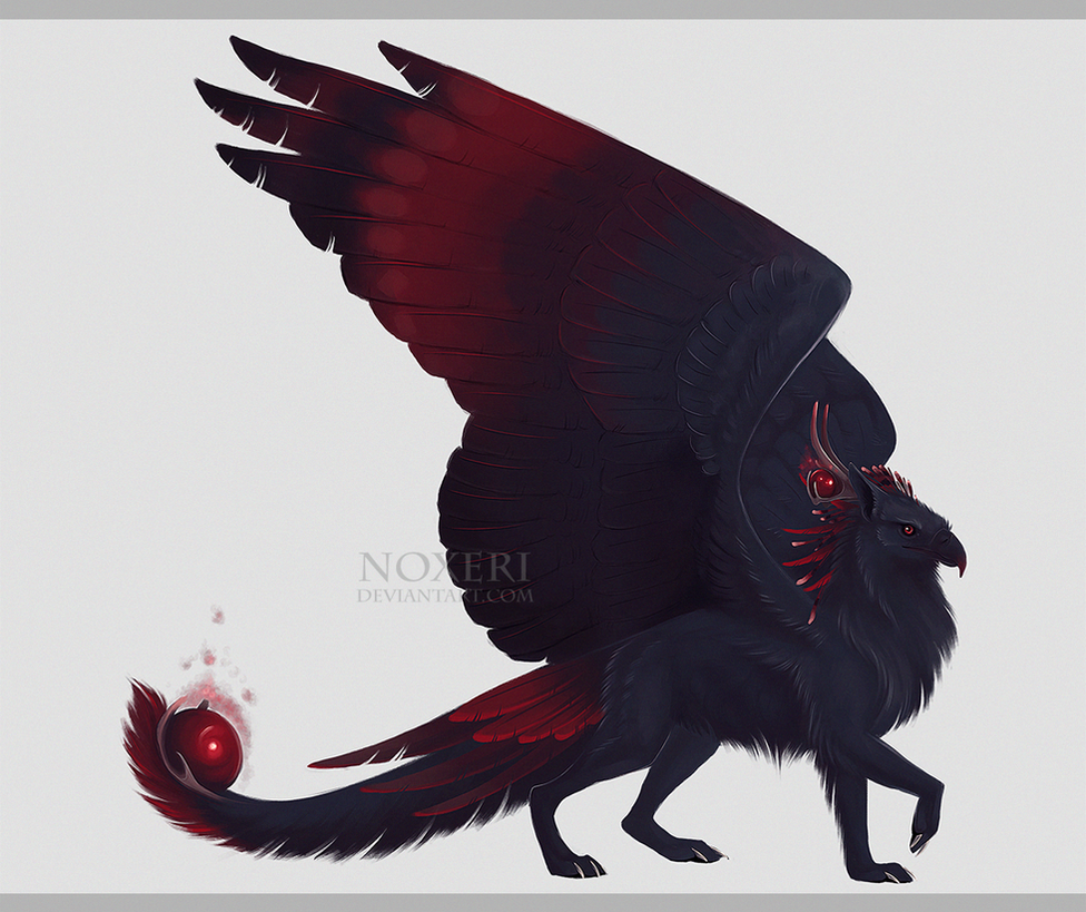 Mythic Arcanox - auction (SOLD). by Noxeri