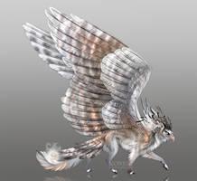Mythic Arcanox - adoptable (sold)
