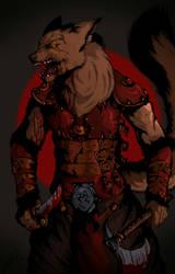 J'ziir- DnD character by Draxlorik