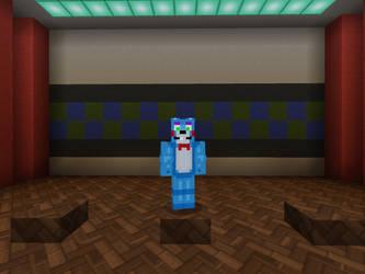 Toy Bonnie (Minecraft) by DarthKilliverse
