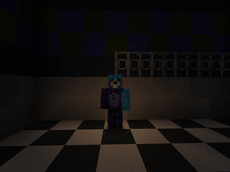 Fused Withered Bonnie (Minecraft)