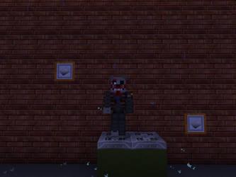 Broken Mangle (Minecraft) by DarthKilliverse