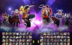 Shonen Jump vs Capcom Select