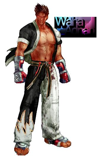 Jin Kazama Tekken 4 Render By Wahaadnan On Deviantart