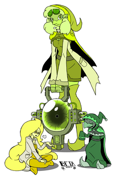 Gem Fusion - Pyromorphite