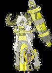 Gem Fusion - Epsomite (Commission)