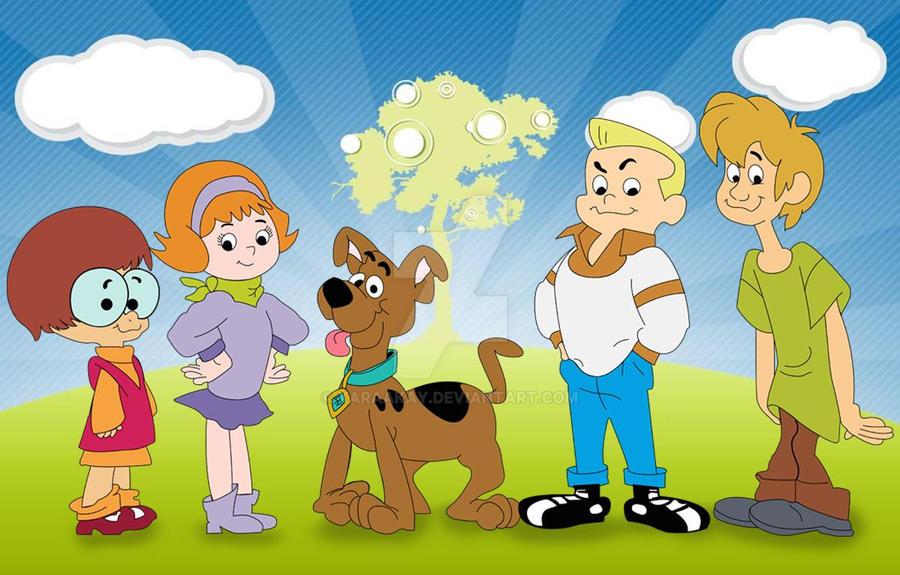 Scooby doo children