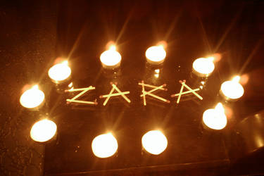 Zara is LIGHT by XaraaKay