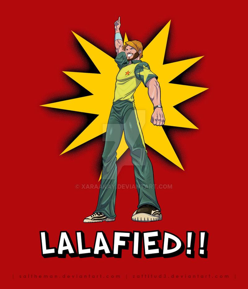 Lalafied