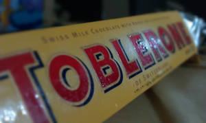 Toblerone *drool*