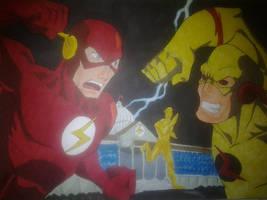 Clash at Flash Museum