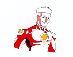 Young Captain Comet: a DC Comics Story