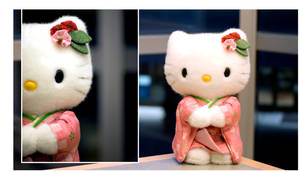 Its Hello Kitty by 3ntropy