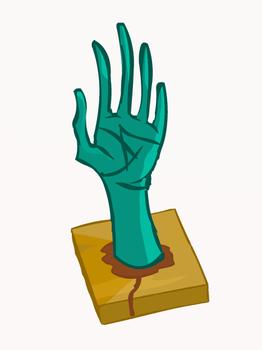 Zombie Hand 2