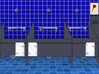 Shower Room Export by MEGAF1SH