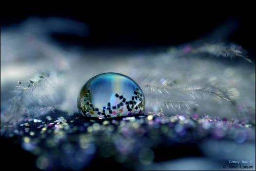 Glittery Ball II