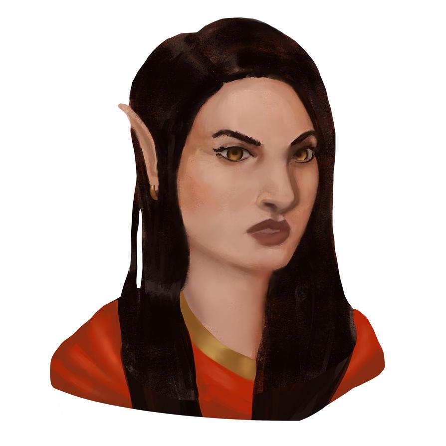 Character Portrait by BrianKellum