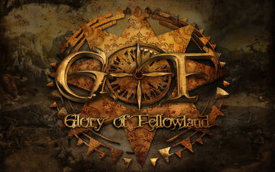 Glory Of Fellowland Wallpaper by obsid1an