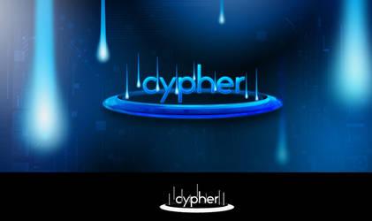 Cypher Logotype by obsid1an