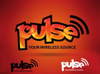 Pulse Logotype by obsid1an