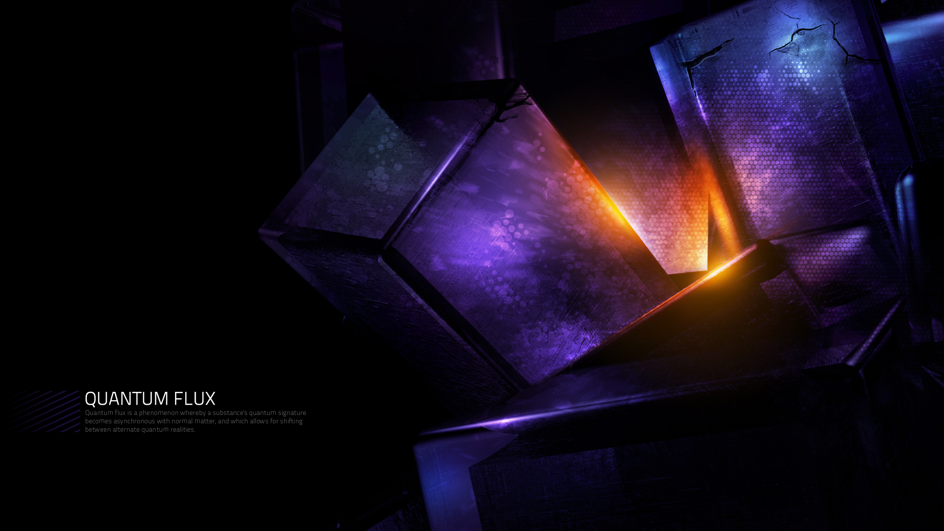 Quantum Flux by obsid1an