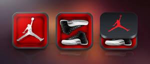 Air Jordan iOS Icon