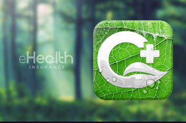 eHealth Insurance iOS Icon by obsid1an