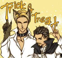 Happy Halloween by sey-kurohashi