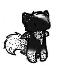 Sparklepaw by TuxedoDuck
