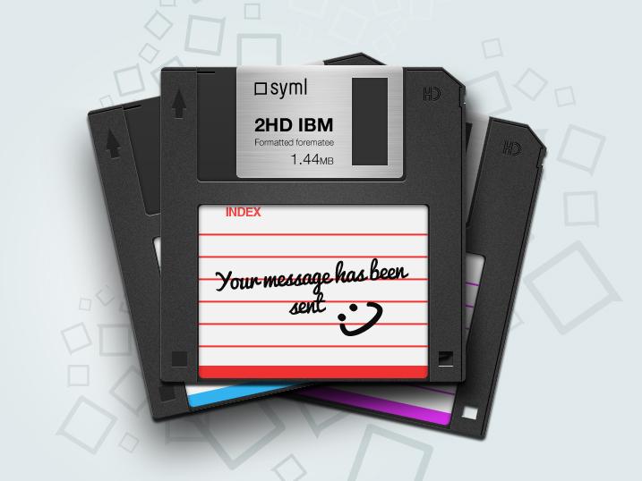 syml sent message page by ryandavidjones