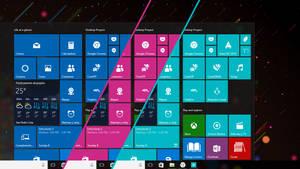 Windows 10 Custom Tiles (How to get them-no icons)