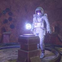 Ancient Alien Cave #2